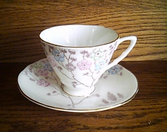 Royal Stafford Cup and Saucer