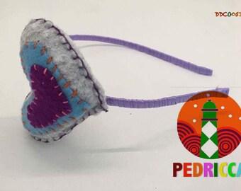 Heart Headband