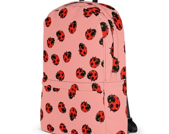 Ladybug Backpack