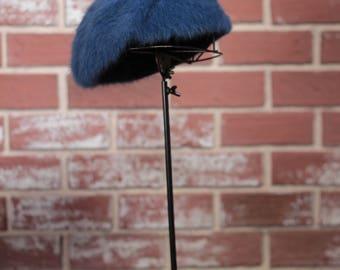Vintage beret// 1980s