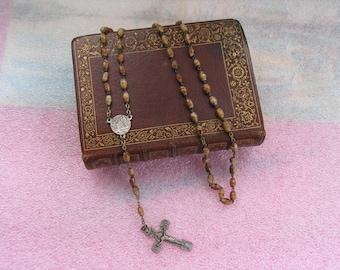 Devine French Vintage Rosary