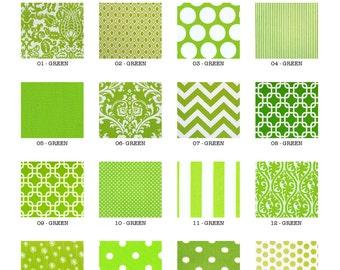 Green Bridesmaid Clutches
