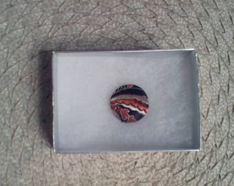 Handcrafted Button Lapel Pin