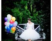 Wedding Dress Skirt Tutu ...