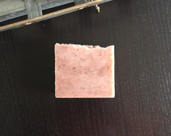 Pomegranate Mint Soap - Handmade, Artisan, Natural, Small Batch, Made in Miami