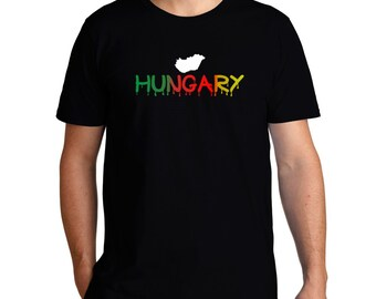 Dripping Hungary T-Shirt