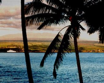Hilo Bay - Big Island of Hawai'i