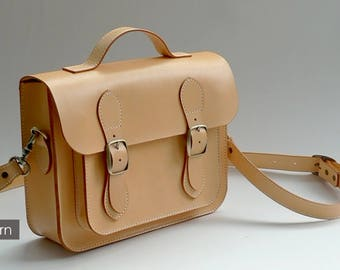 Cambridge bag leathercraft/Leather Pattern