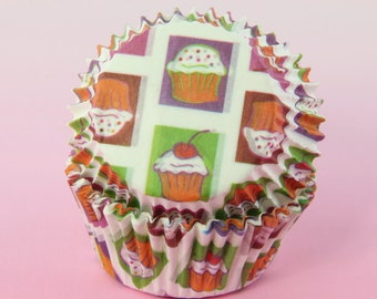 Cupcake Baking Cups 2'' Standard Size Cupcake Liners Bulk