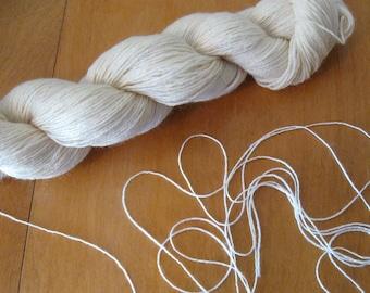 Superwash Merino / Cashmere / Nylon Sock yarn, gorgeous sheen, perfect for socks and shawls - 440 yards