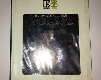 Judy Collins True Stories & Other Dreams New - Sealed 8 Track