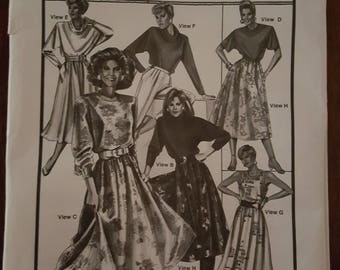 Vintage Stretch and Sew 1578 Ann Person Collectibles ~ Uncut