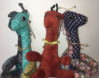 Stuffed Toy Giraffe