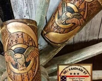 Cowboy - cuff, arm saver