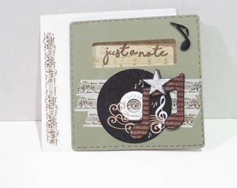 Just a Note Friendship/Thinking of You Card