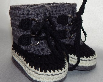 Baby Hiking Boots, Summit Boots, Baby Booties