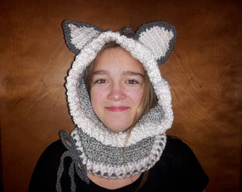 Wolf Cowl
