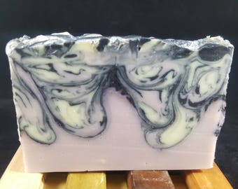 Soap Black Currant Handmade Artisan Cold Process SLS Free Paraben Free Artisan