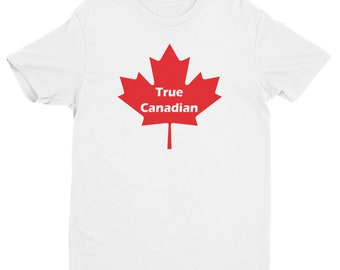 True Canadian Short Sleeve T-shirt