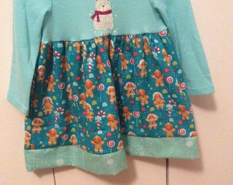 Little bears and gingerbread hugs, infant size 24 mos