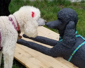Life Size Dog Statues