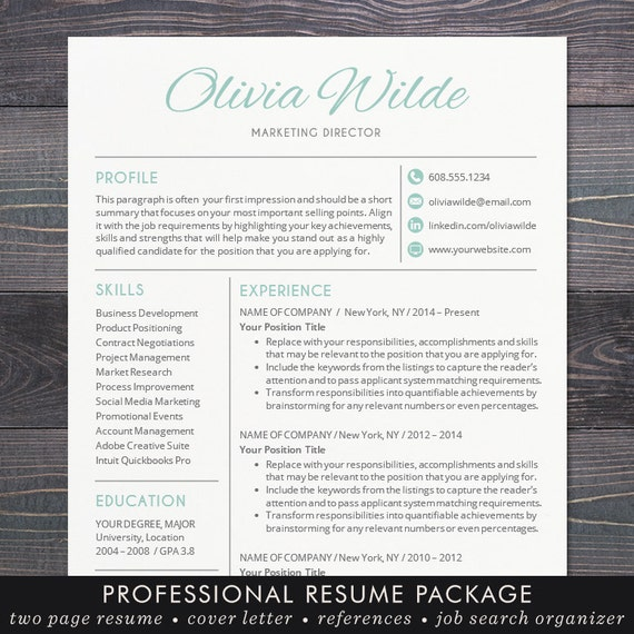 Sale Creative Resume Template Creative Professional Resume
