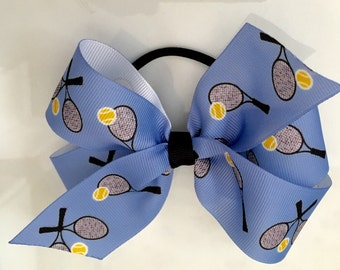 Tennis Bow- Choose Your Color