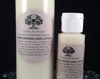 Moisturizing Hair Lotion