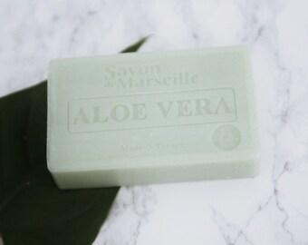 Natural aloe vera 100% SOAP / / natural SOAP