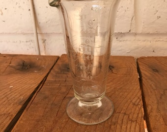 1930's Armstrong Phenix Graduated Glass