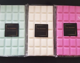 """The """"JO MALONE"""" collection - 15 Different Scents - Highly Fragranced Eco Soya Wax Melt Bar - Large Bar - Vegan Friendly Option Available"""