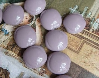 Vintage Lilac Beads
