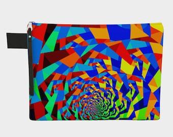 Kaleidoscope Carry All Bag