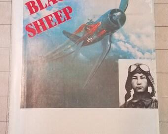"Bye Bye Black Sheep by Masajiro ""Mike"" Kawato Signed"