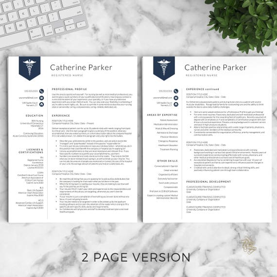 Doctor resume template for word pages nurse resume template doctor resume template for word pages nurse resume template nurse cv template rn resume medical resume template instant download pronofoot35fo Gallery