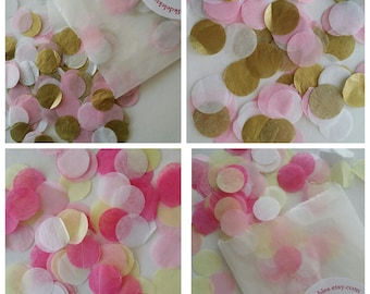 Party Confetti ~ Table Confetti ~ Tissue Paper Confetti ~ Wedding Confetti