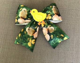 Fancy Chick Hair Bow