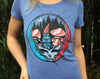Steal Your Gnome Womens Tshirt
