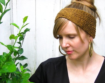 Juanita Headband Knitting Pattern pdf