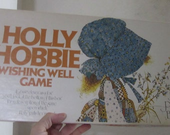 holly hobbie the wishing well game