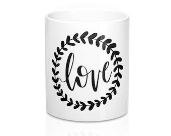 Love Coffee Mug Mom Mug Gift Coffee Mug Funny ValentineS Day