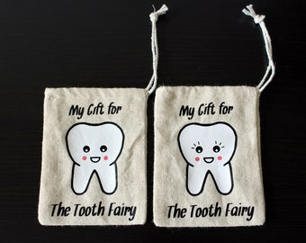 Tooth Fairy Gift Bags