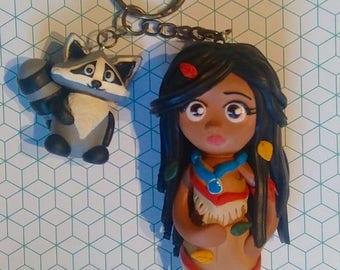 Chibi Princess Disney - Pocahontas