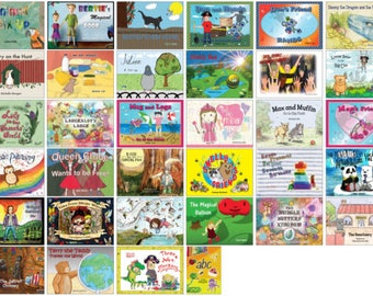 33 Childrens Books Bulk Buy