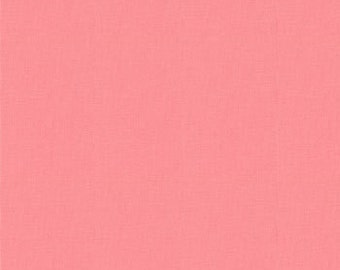 Tea Rose (9900 89) - Bella Solids fabric Moda Basics
