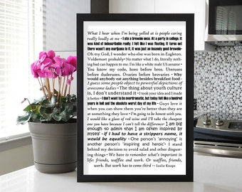 Parks & Recreation: Leslie Knope Quotes Poster