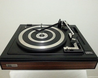Vintage BSR McDonald 2260 BX Fully Automatic Turntable/Working Condition