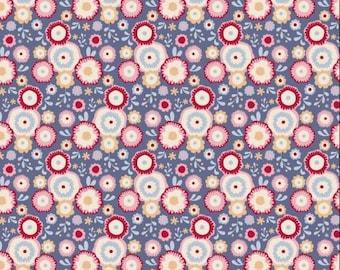 TILDA Candy Bloom - Candyflower Stone Blue - Limited Edition