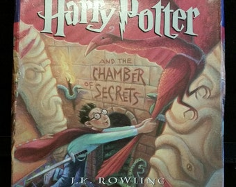 Harry Potter and the Chamber of Secrets by J.K. Rowling Unabridged on 8 CD's