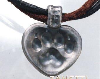 Amorelie, paw meets hearts, love pendant